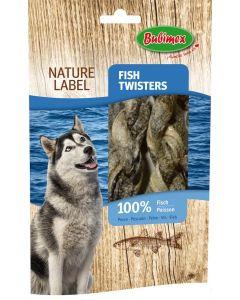 Bubimex Fish Twisters pour chien 60g - La Compagnie des Animaux