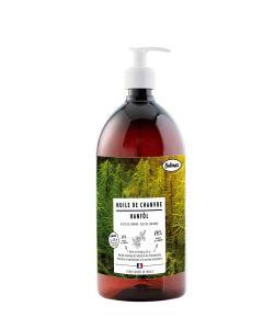 Bubimex huile de chanvre 500 ml