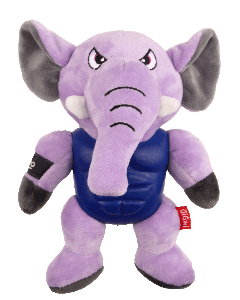 Bubimex I'm Hero Armor Elephant jouet en TPR pour chien - La Compagnie des Animaux