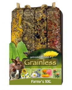 JR Farm Grainless Farmys XXL snack 4 x 110 g