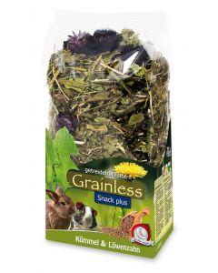 JR Grainless Plus snack carvi & pissenlits - La Compagnie des Animaux