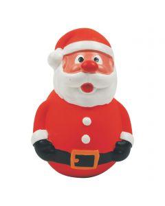 Bubimex Xmas Père Noël 12 cm - La Compagnie des Animaux
