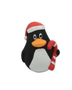 Bubimex Xmas Pinguin Noël 11 cm - La Compagnie des Animaux