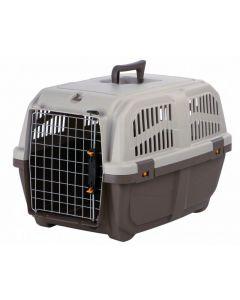 Skudo | Cage de transport spécial avion chien chat taille M