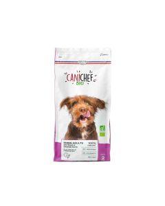 Canichef croquettes BIO chien grande race 2 kg