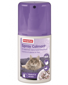 Beaphar spray calmant pour chat 125 ml