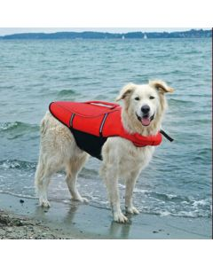 Trixie Gilet de Flottaison pour chien rouge XL