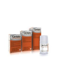 Cardalis 10/80 mg 90 cps