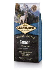 Carnilove Saumon chien 12kg - La Compagnie des Animaux