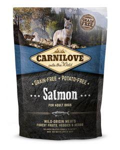 Carnilove Saumon chien 1,5kg - La Compagnie des Animaux