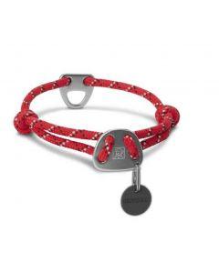 Collier Ruffwear Knot a Collar Rouge 36-51 cm- La Compagnie des Animaux