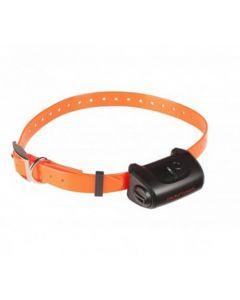 Collier seul Canicom 5 avec sangle orange - La Compagnie des Animaux