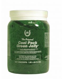 Cool Pack Green Jelly Cheval 1.89 L- La Compagnie des Animaux.jpg