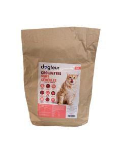Dogteur Croquettes Premium sans céréales chat stérilisé 6 kg