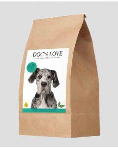 DOG'S LOVE Croquettes Canard 12 kg- La Compagnie des Animaux