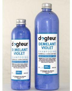 Démelant PRO Dogteur Creme Violet 500 mL