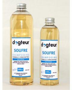 Shampooing PRO Dogteur Soufre 10 L