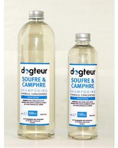 Shampooing PRO Dogteur Soufre et Camphre 5 L