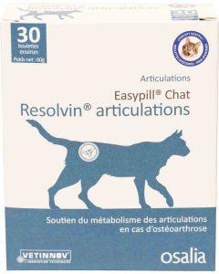 Easypill Resolvin Articulations Chat (ex. Raideurs articulations)- La Compagnie des Animaux