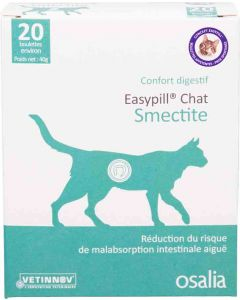 Easypill Smectite chat- La Compagnie des Animaux