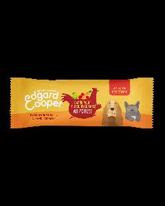 Edgard & Cooper Barre pour Toutou overbooké au poulet 25 g - La Compagnie des Animaux