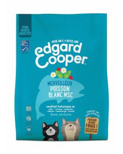 Edgard & Cooper Merveilleux Poisson Blanc MSC - La Compagnie des Animaux
