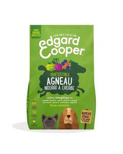 Edgard & Cooper Croquettes Agneau frais sans céréales Chien Adulte 12 kg- La Compagnie des Animaux