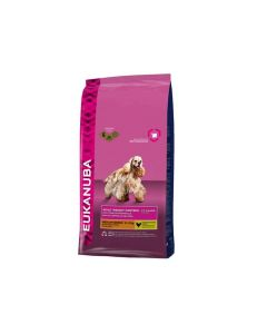 Eukanuba Chien Adult Weight Control Moyenne Race 15 kg