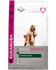 Eukanuba Breed Specific Cocker Spaniel 2,5 Kg