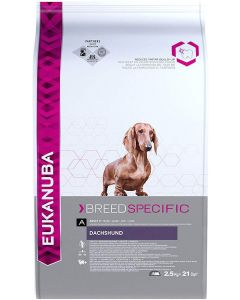 Eukanuba Breed Specific Teckel - La Compagnie des Animaux