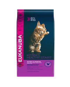 Eukanuba Chaton Healthy Start Kitten 1-12 mois