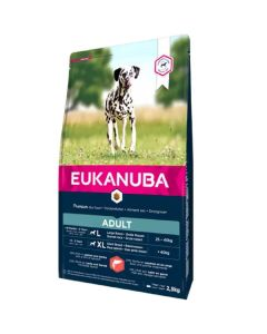 Eukanuba Chien Adult Grande Race Saumon & Orge 2.5 kg