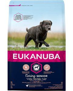 Eukanuba Chien Caring Senior Grande Race - La Compagnie des Animaux