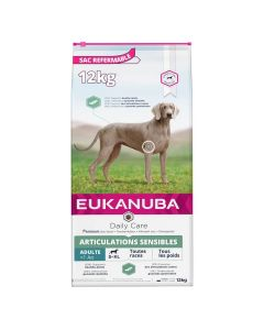 Eukanuba Chien Daily Care Sensitive Joints 12 kg