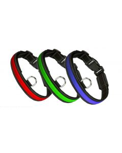 Eyenimal RGB Light Collar 3 couleurs M
