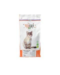 Felichef croquettes BIO sans céréales, sans gluten chat adulte 2 kg