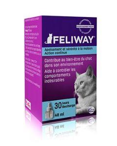Feliway recharge pour diffuseur 48 ml - La Compagnie des Animaux