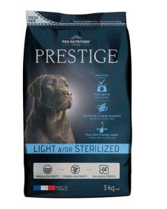 Flatazor Prestige Light et/ou Stérilisé chien 3 kg - La Compagnie des Animaux