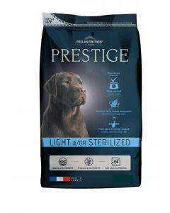 Flatazor Prestige Light et/ou Stérilisé chien 15 kg- La Compagnie des Animaux