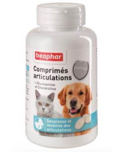 Beaphar Comprimés Articulations pour chien et chat 60 cps