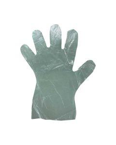 Gant polyéthylène transparent boite de 100