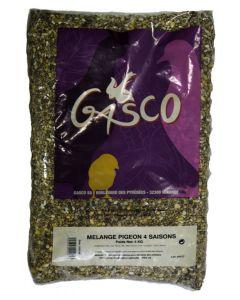 Gasco Mélange pigeon 4 saisons 20 kg- Dogteur