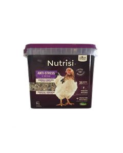 Gasco Nutrisi Anti Stress 5 kg- La Compagnie des Animaux