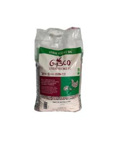 Gasco Emiette de paille Bio 16 kg