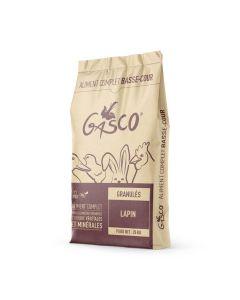 Gasco Granulés Lapin 25 kg