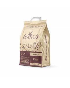 Gasco Granulés Poulet 10 kg