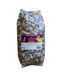 Gasco Mélange de Graines hamster 1kg - La Compagnie des Animaux