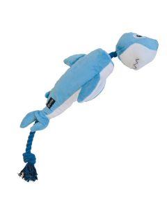 Gloria Clint le Requin peluche pour chien- La Compagnie des Animaux