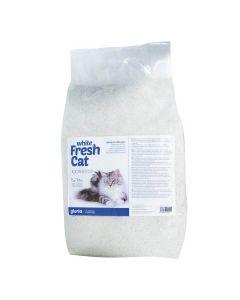 Gloria Fresh Cat Litière agglomérante blanche - La Compagnie des Animaux
