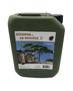 Goudron Norvege 5 kg